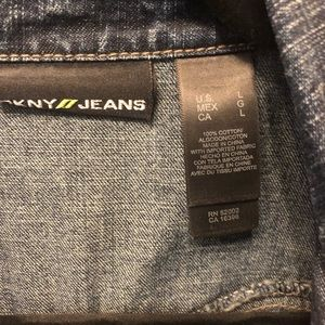 Dkny Jackets & Coats - DKNY Jean jacket